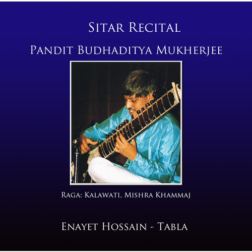 Sitar Recital [CD]