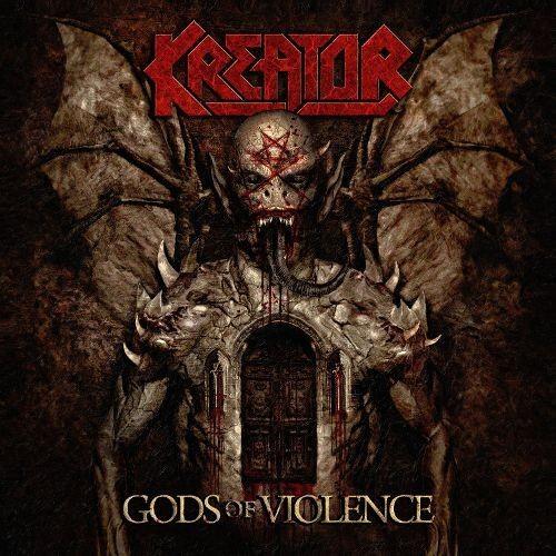 Gods of Violence [CD]