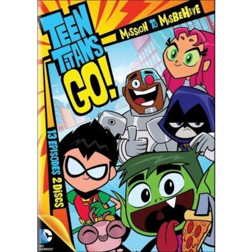 Teen Titans Go: Mission to Misbehave Season 1, Part 1 (DVD)