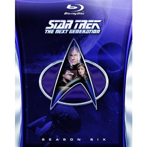 Star Trek: The Next Generation - Season 6 [Blu-ray]: Patrick Stewart, Jonathan Frakes, Brent Spiner: Movies & TV