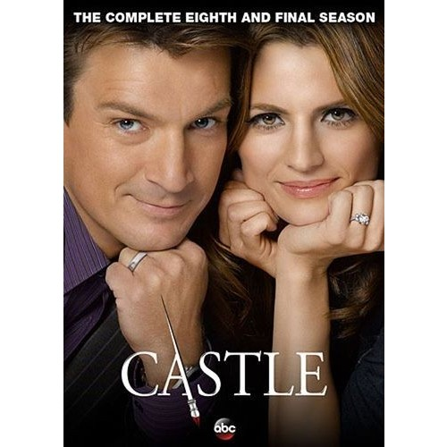 Castle: The Complete Eighth Season [DVD]