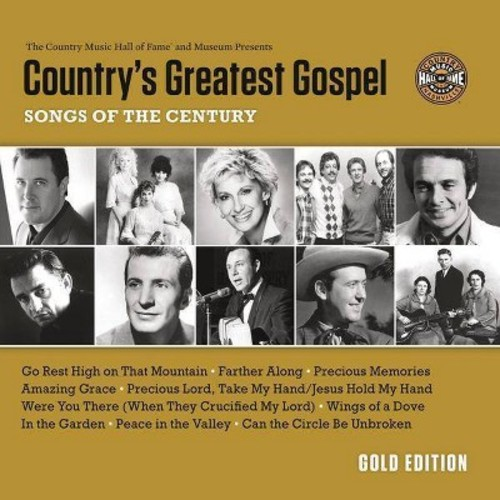 COUNTRY'S GREATEST GOSPEL: GOLD EDITION / VARIOUS