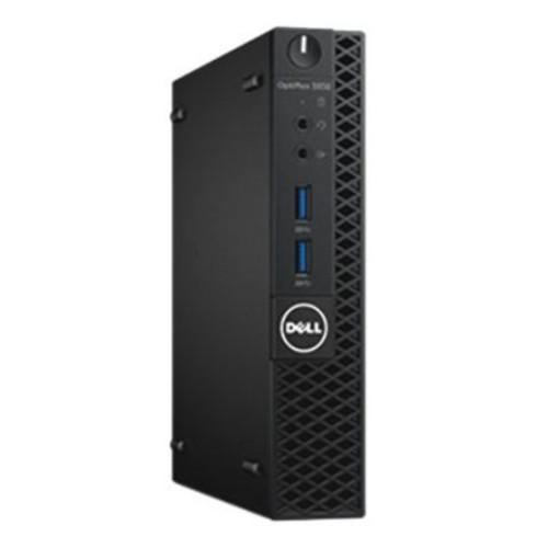 Dell OptiPlex 3050 Intel Core i3-7100T 500GB HDD 4GB RAM WIN 10 Pro MFF Desktop PC with Wireless LAN