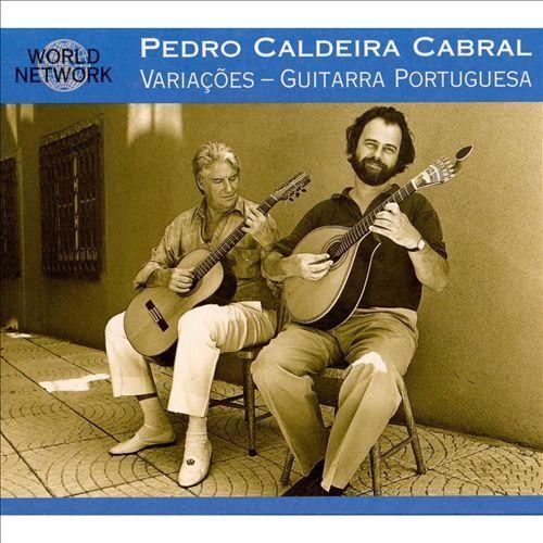 Variatoes: guitarra Portuguesa CD