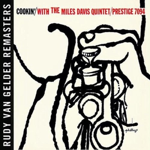 Cookin' with the Miles Davis Quintet [RVG Remaster] [CD]