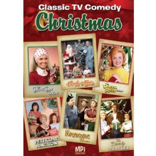 Classic TV Christmas Comedy Collection (DVD)