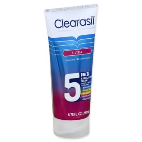 Clearasil 6.78 fl. oz. Ultra 5 in1 Exfoliating Wash