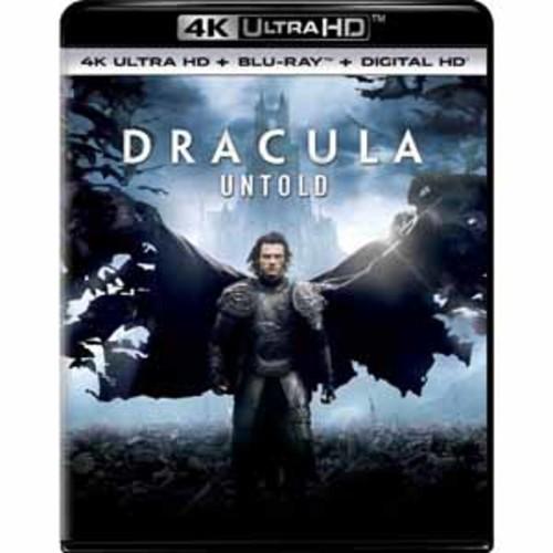 Dracula Untold [4K UHD] [Blu-Ray] [Digital HD]
