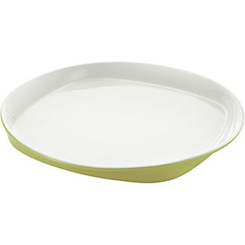 Rachael Ray Round & Square Orange 14-inch Round Platter
