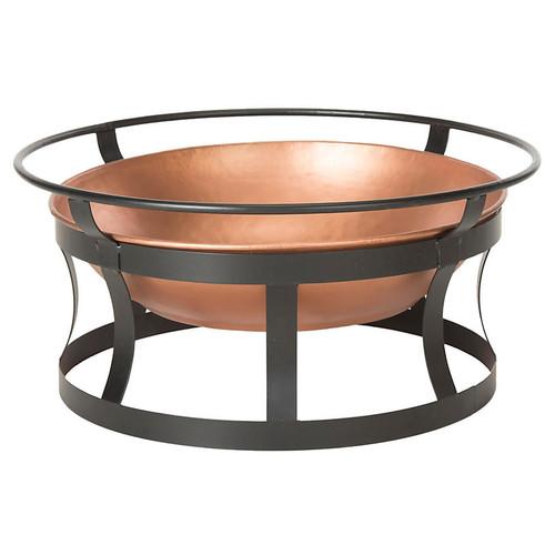 Bonair Fire Pit, Copper
