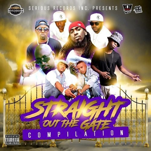 Straight Out the Gate Compilation Album [CD]