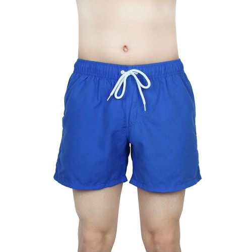Chetstyle Authorized Men Summer Surfing Beach Shorts Swim Trunks Royal Blue W 28