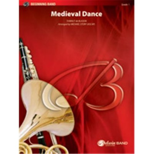 Alfred Medieval Dance - Conductor Score (LFR463)