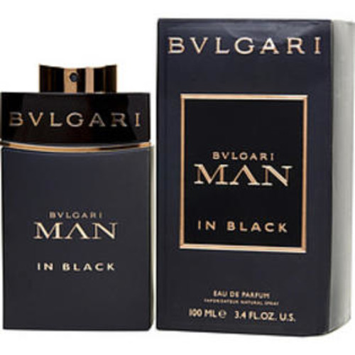 Bvlgari MEN EAU DE PARFUM SPRAY 3.4 OZ by BVLGARI MAN IN BLACK