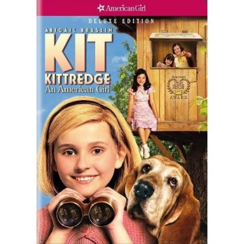 Kit Kittredge: An American Girl (Deluxe Edition) (dvd_video)