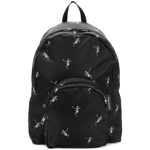 Dancing Skeleton small backpack
