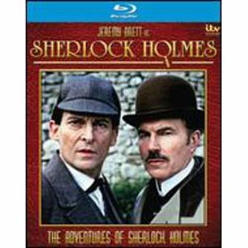 The Adventures of Sherlock Holmes [3 Discs] [Blu-ray]