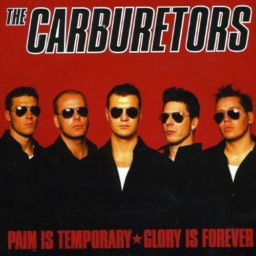 Pain Is Temporary: Glory Is Forever [CD]