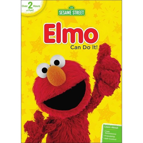Sesame Street: Elmo Can Do It (DVD)