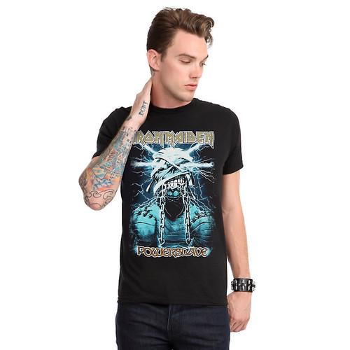 Iron Maiden Powerslave Mummy Eddie T-Shirt