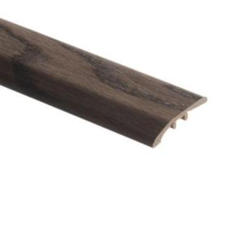 Zamma Grey Oak 1/8 in. Thick x 1-3/4 in. Wide x 72 in. Length Vinyl Multi-Purpose Reducer Molding
