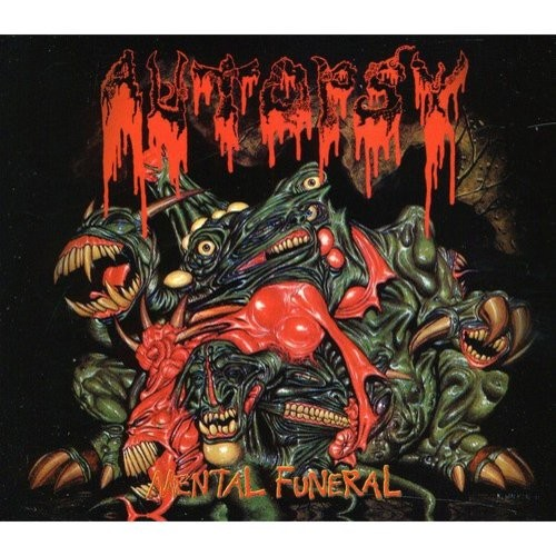 Mental Funeral [CD & DVD]