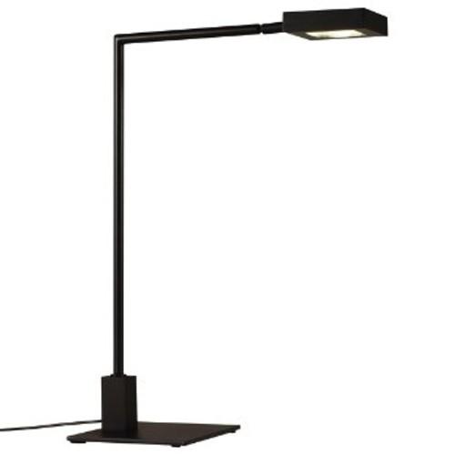 Square LED Table Lamp [Finish : Matte Black]
