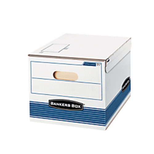 Bankers Box Stor/File S/S Storage Box, 15