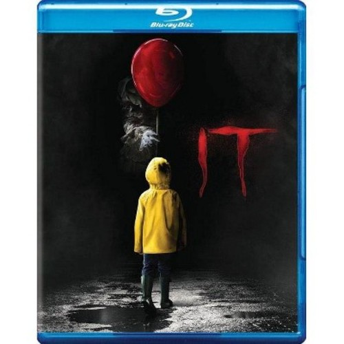 It (Blu-ray + DVD + Digital)