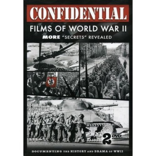 Confidential Films of WWII [2 Discs] [DVD]
