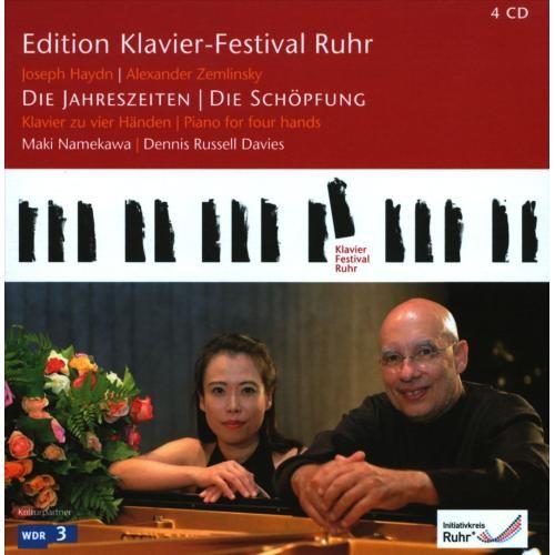 Haydn: Die Jarheszeiten; Die Schpfung [CD]