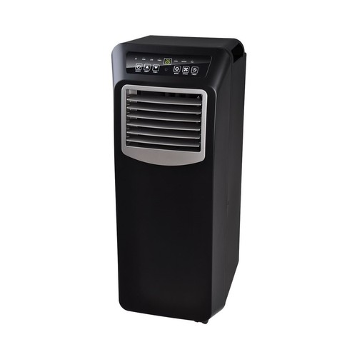 Royal Sovereign - 12,000 BTU Portable Air Conditioner - Black