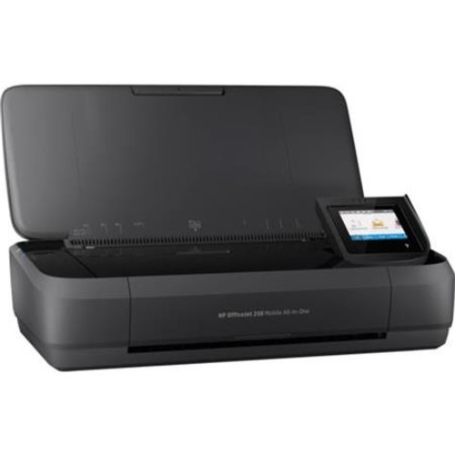 HP OfficeJet 250 Mobile Wireless All-in-One Thermal Inkjet Printer