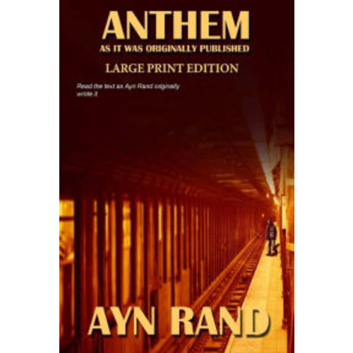 Anthem - Large Print Edition