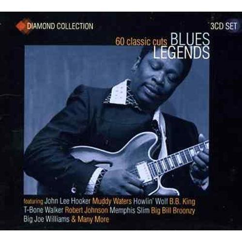 Blues Legends [Master Songs] [CD]