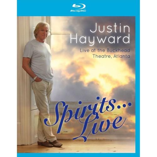 Spirits... Live at the Buckhead Theatre, Atlanta [Blu-Ray Disc]