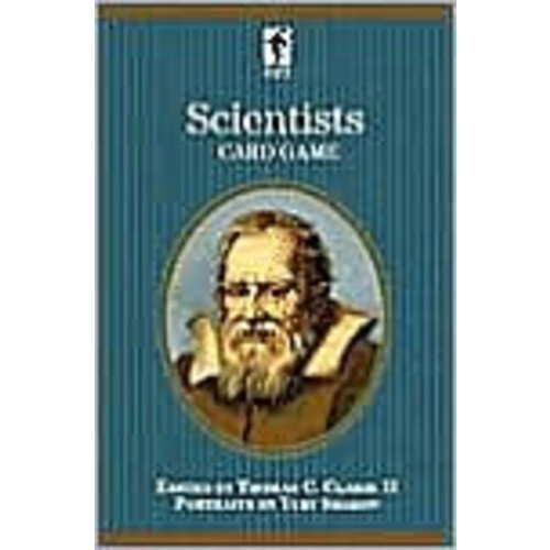 Scientists Card Game (Authors & More)