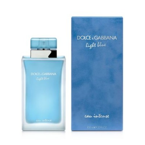Light Blue Eau Intense Eau de Parfum 3.3 oz.