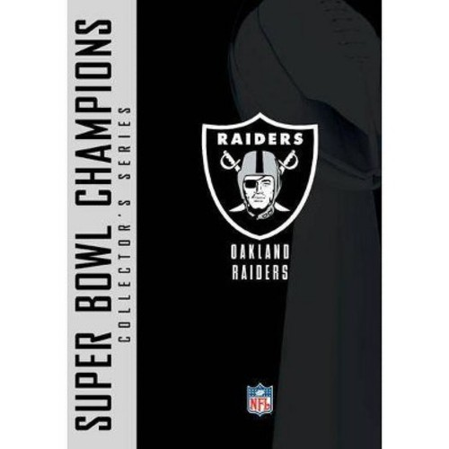 NFL Super Bowl Collection: Oakland Raiders (DVD)