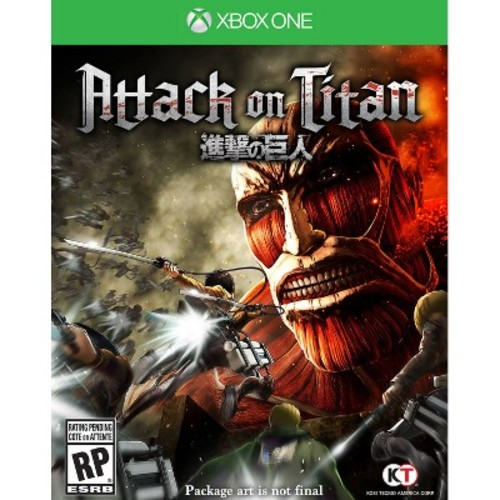 Attack on Titan PREOWNED - Xbox One
