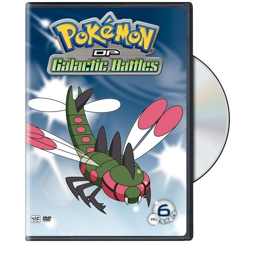 Pokemon DP Galactic Battles, Vol. 6 [DVD]