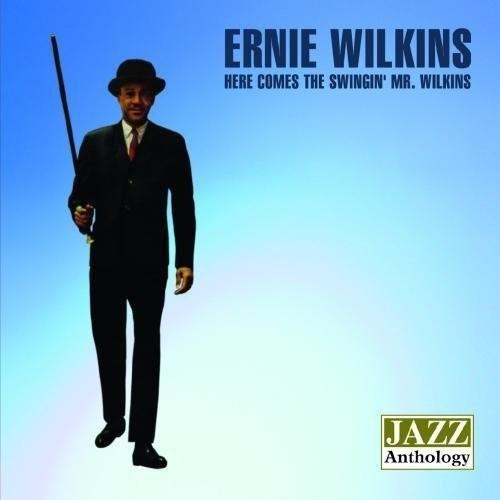 Here Comes the Swingin' Mr. Wilkins/Big New Band [CD]