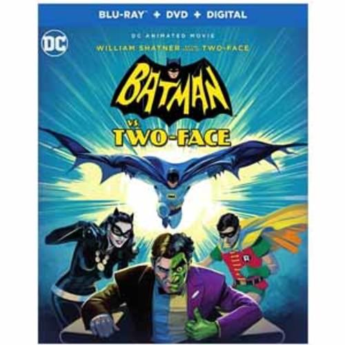 Batman Vs. Two-Face [Blu-Ray] [DVD] [Digital]