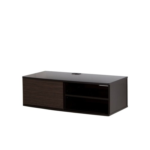 South Shore Agora Particleboard Wall-Mounted Media Console For TVs Up To 38