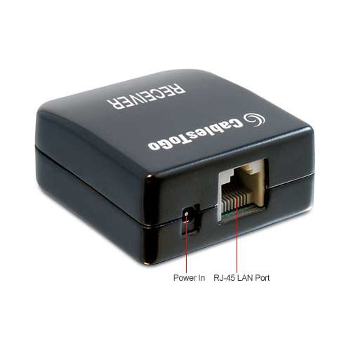 C2G USB SuperBooster Dongle Receiver - USB extender - USB - 2 ports - up to 150 (29346)