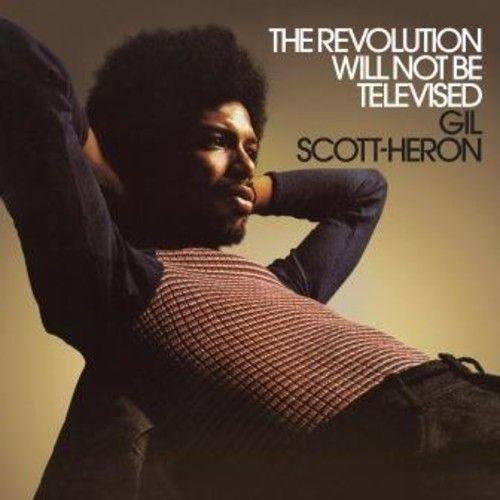 The Revolution Will Not Be Televised [LP] - VINYL
