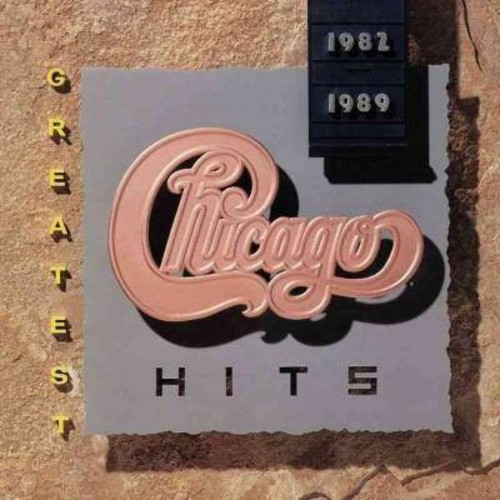 Chicago - Greatest hits 1982-1989 (Vinyl)