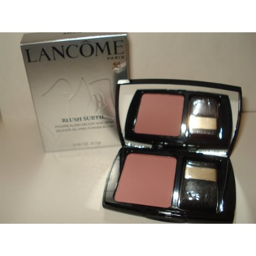 Lancome Blush Subtil Delicate Oil-free Powder Blush, Miel Glace, 0.18-Ounce