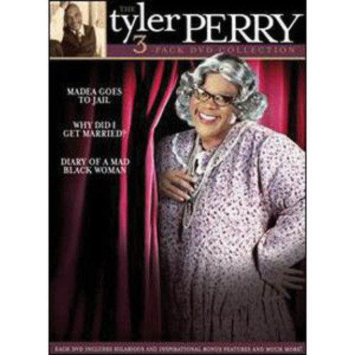 The Tyler Perry Collection: 3 Pack DVD Collection [3 Discs]