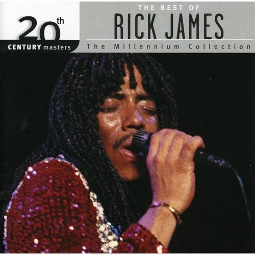 20th Century Masters: The Millennium Collection: Best of Rick James [CD]